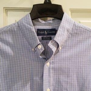 Men's Ralph Lauren button down shirt